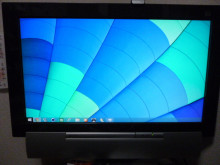 ↑SHARP IT-PC26M1